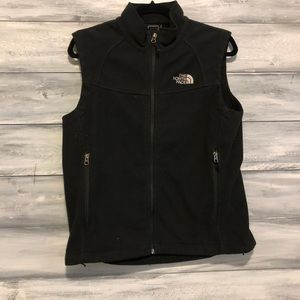North Face Womens Black Vest